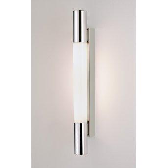 EOS 14 Tecnolumen Applique murale LED Acier inoxydable, 2 lumières