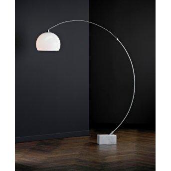 Lampadaire Paul Neuhaus MANI Acier inoxydable, 1 lumière