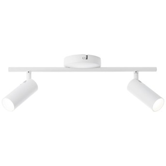 Spot de plafond Brilliant Soeren LED Blanc, 2 lumières
