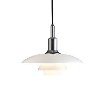 Suspension Louis Poulsen Aluminium, 1 lumière