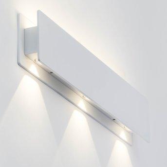 Applique murale AEG Court LED Blanc, 1 lumière