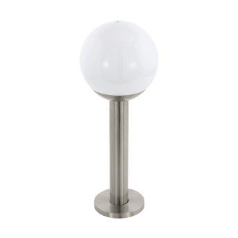 Borne lumineuse Eglo Connect NISIA LED Acier inoxydable, 1 lumière