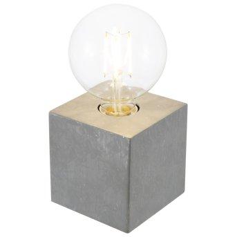 Lampe à poser Nino Leuchten LEONIE Gris, 1 lumière
