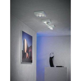 Plafonnier Escale SPOT IT LED Aluminium, 1 lumière