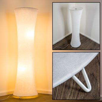 Lampadaire HERON Blanc, 2 lumières