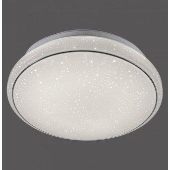 Plafonnier Leuchten Direkt JUPITER LED Blanc, 1 lumière