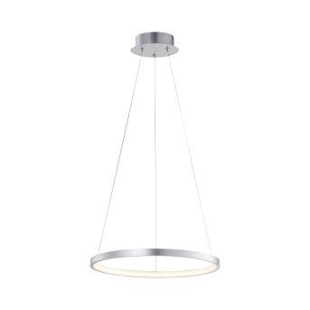 Suspension Leuchten Direkt CIRCLE LED Argenté, 1 lumière