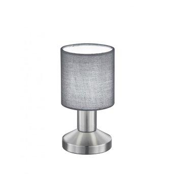 Lampe à poser Trio GARDA Nickel mat, 1 lumière