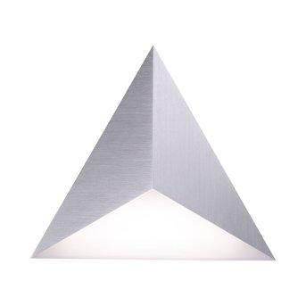 Applique murale Paul Neuhaus Neuhaus Q-TETRA SATELLIT LED Nickel mat, 1 lumière, Télécommandes