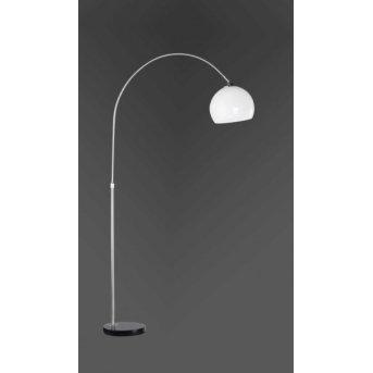 Lampadaire Leuchten Direkt PIA Acier inoxydable, 1 lumière