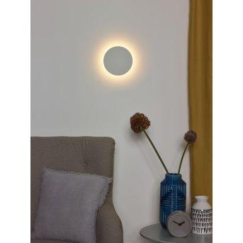 Applique murale Lucide EKLYPS LED Blanc, 1 lumière