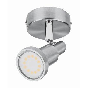 Spot LEDVANCE SPOT Argenté, 1 lumière