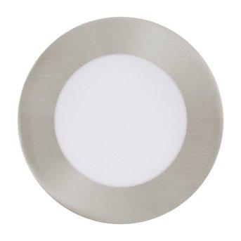Spot encastrable Eglo FUEVA LED Nickel mat, 3 lumières