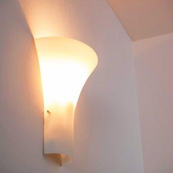 Applique Nerola Blanc, 1 lumière