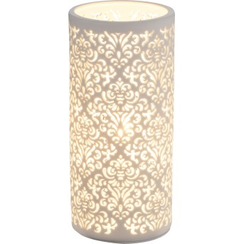 Lampe à poser Globo CENDRES Blanc, 1 lumière