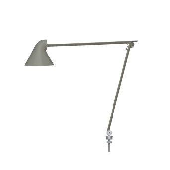 Lampe à poser Louis Poulsen NJP LED Gris, 1 lumière