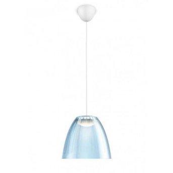 Suspension Philips myLiving Tenuto LED Bleu, 1 lumière