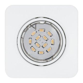 Lampe à encastrer Eglo PENETO Blanc, 1 lumière