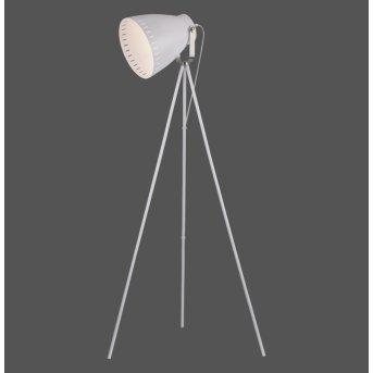 Lampadaire Leuchten Direkt EVA Blanc, 1 lumière