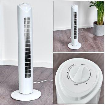 Ventilateur Benidorm Blanc
