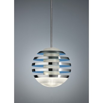 Bulo Tecnolumen Lampe pendante LED Bleu, 1 lumière