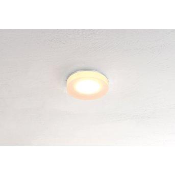 Spot encastrable Bopp ONE LED Aluminium, 1 lumière